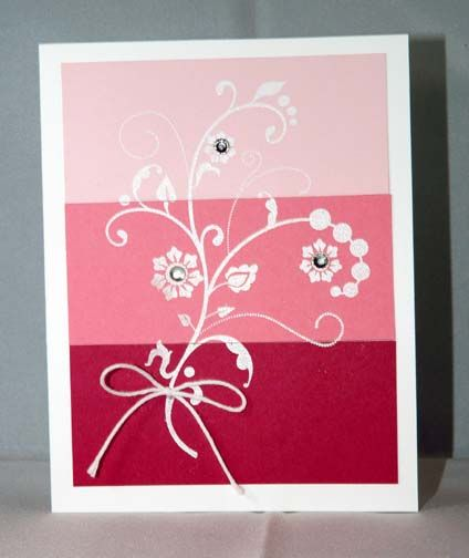 263 best Upcycled - paint card samples images on Pinterest - birthday card sample