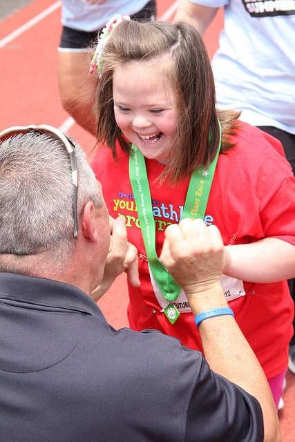 Great Athlete picture from Special Olympics New Jersey