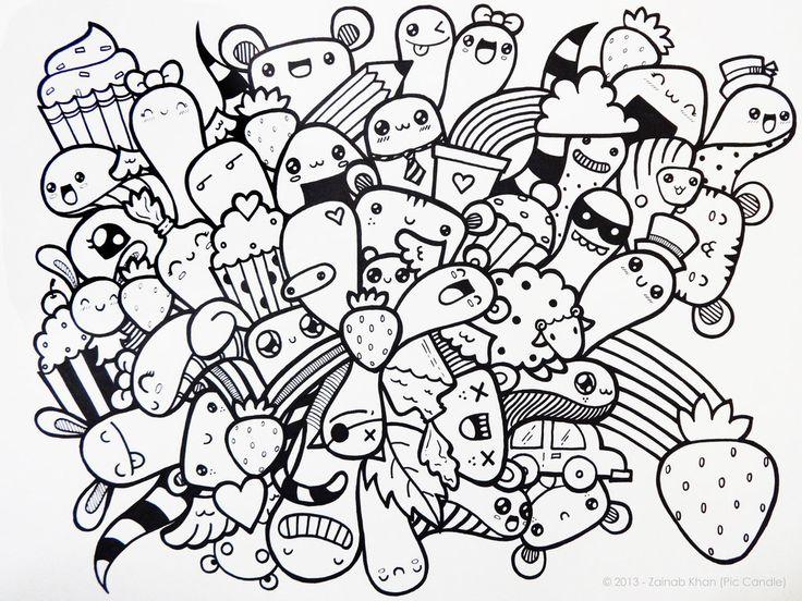 Doodle - Strawberry Shortcut by PicCandle.deviantart.com on @deviantART