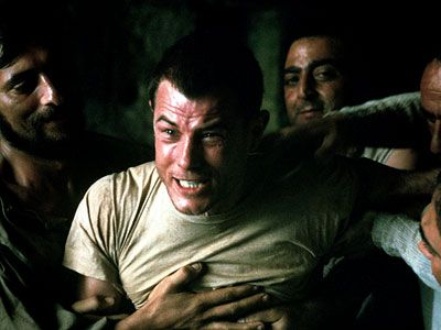 """Brad Davis gives an amazing performance as Billy Hayes in the movie """"Midnight Express"""" Directed by Alan Parker"""