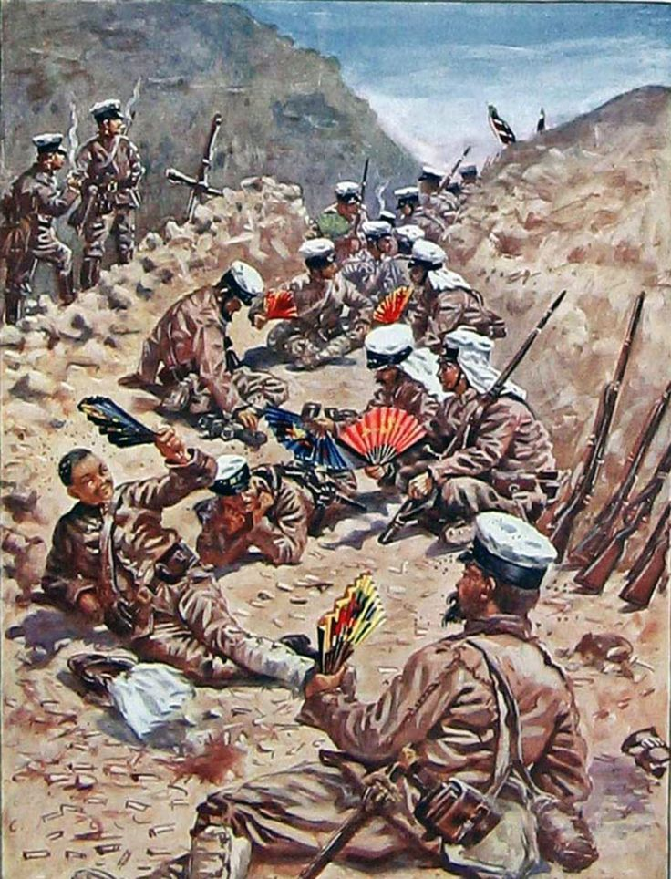 the russo japanese war of 1904 The russo–japanese war was fought between the russian empire and the  empire of japan over rival imperial ambitions in.