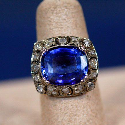 Boise Diamond Ring
