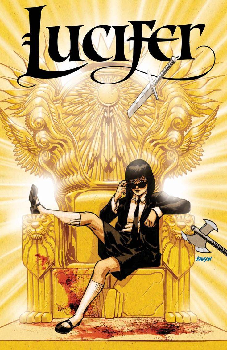 Lucifer (Elaine Belloc)