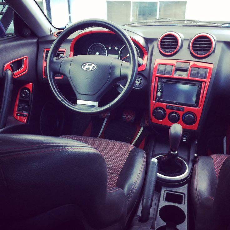 17 Best Images About Tiburon On Pinterest Cars Wheels And Black Interiors