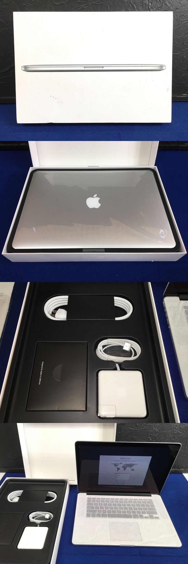 general for sale: Apple Macbook Pro Mid 2015 15 Retina I7-4980Hq 2.80Ghz 16Gb 512Gb Z0rf0004a New -> BUY IT NOW ONLY: $1859.99 on eBay!