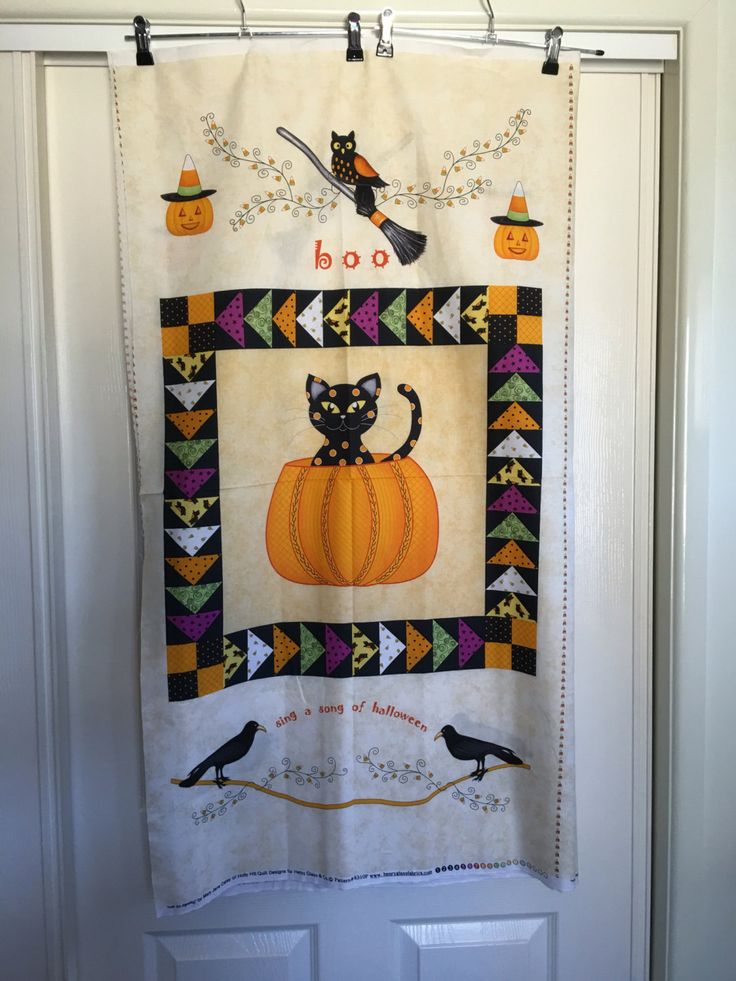 1064 Best Halloween Quilts Images On Pinterest