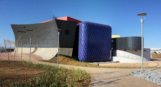 The Soweto Theatre / Afritects | ArchDaily