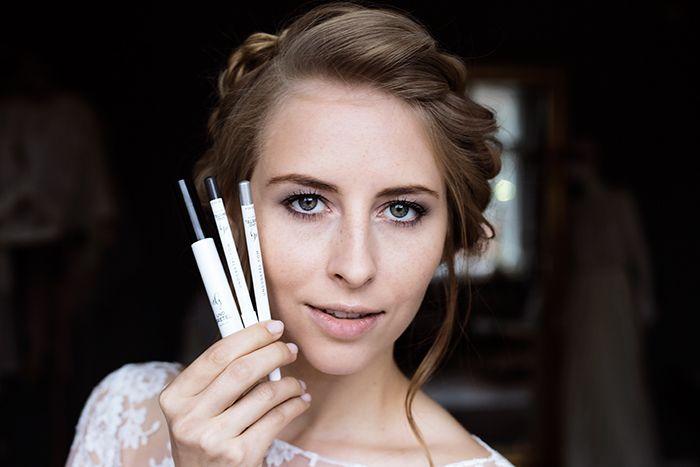 Make Up Tutorial mit Und Gretel Produkten   Friedatheres.com  Fotos: Jen Krause Photography Haare, Make-Up und Tutorial: Nike von Rouge Rosé Produkte: UND GRETEL