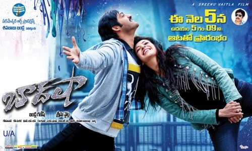 'Baadshah' Movie New Stills ft. Jr. NTR and Kajal Aggarwal - April 1, 2013
