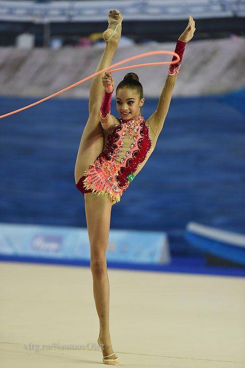 Ekaterina Ayupova (Russia), World Cup (Kazan, Russia), 2015