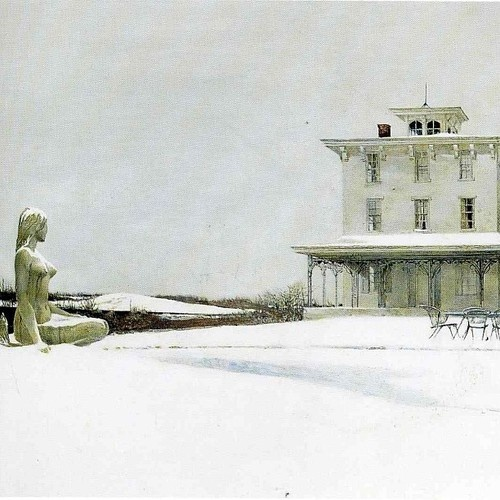 Andrew Wyeth •