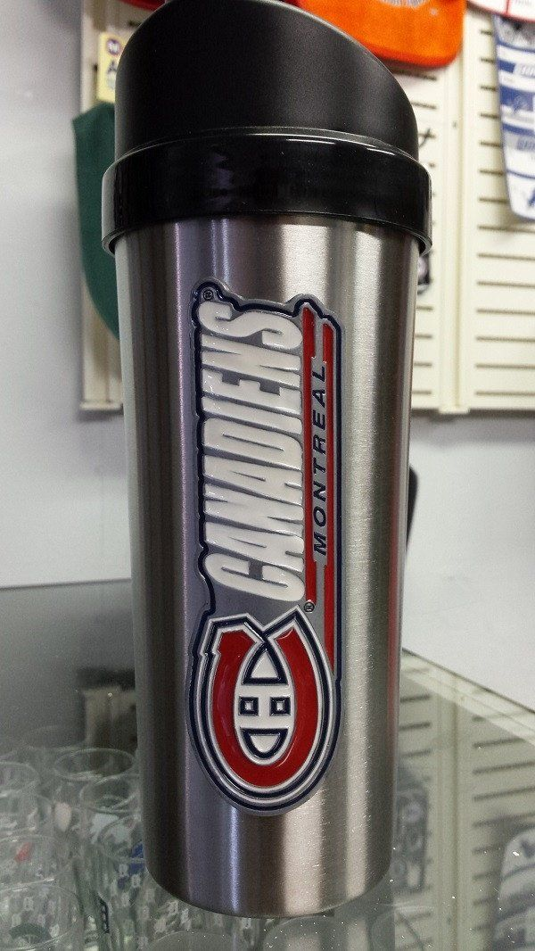 NHL Montreal Canadiens Protein Shaker / Mixed Drink Shaker