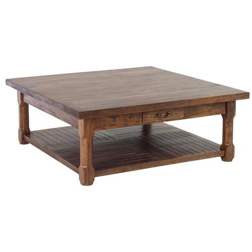 Cheyenne coffee table verona and room for Table extensible 90 90