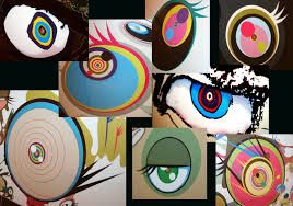 Resultado de imagen para graffitis de ojos