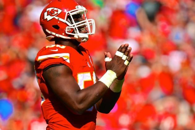 Justin Houston's NFL Success a Lesson to Teams That Run Scared on Draft Day