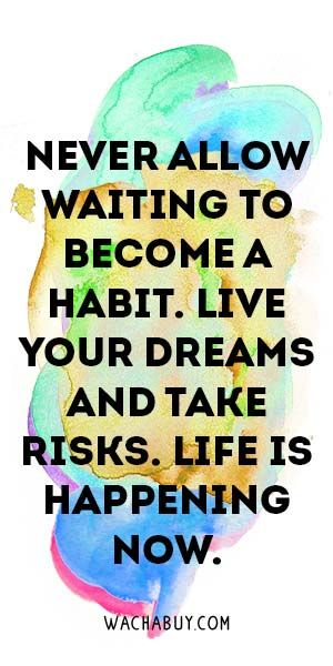 #quote #inspiration / Quotes To Live Life To The Fullest