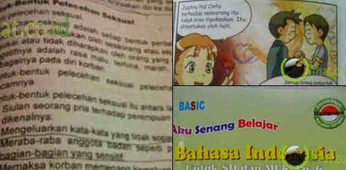 6 Buku Pendidikan Sekolah di Indonesia yang Dikecam Publik