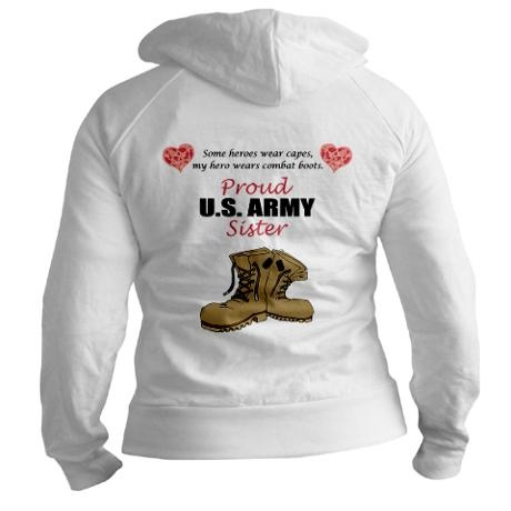 Want this as a tattoo... us army sister