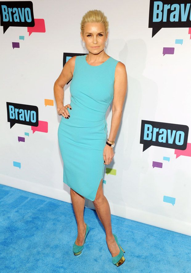 Yolanda Foster Still Suffers From Lyme Disease, Spends All Day in Bed