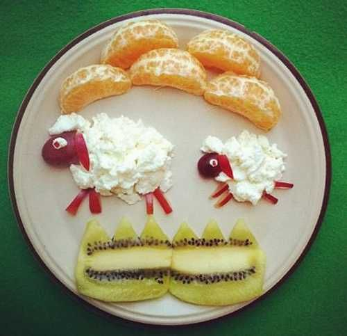 Food Art Adds Fun and Amazing Edible Decorations to Eating Experience