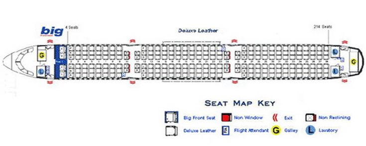 spirit airlines airbus a321 jet aircraft seating layout chart