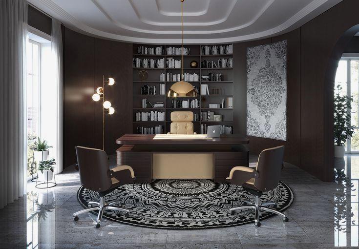 在找實用的風水佈局嗎 參考商業空間研究所 幫你創業成功的商業設計 飽覽室內設計裝修tips 裝飾 傢俬 設計圖片和案例 台灣 香港 澳門 中國 新加坡 馬來西亞 海外華僑 Office Cabin Design Modern Office Design Executive Office Desk