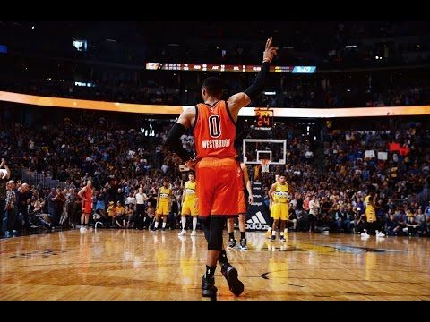Russell Westbrook makes history the only way he knows how ... his way - CBSSports.com