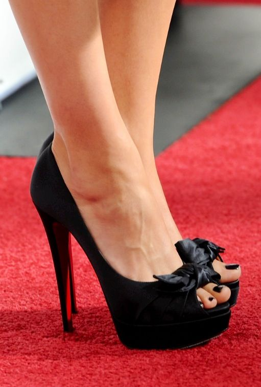 Great heels mila Kunis