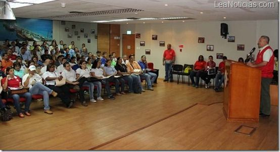 Bolipuertos inició charlas sobre proceso de inscripción de Registro de Empresas de Servicios Portuarios - http://www.leanoticias.com/2012/11/28/bolipuertos-inicio-charlas-sobre-proceso-de-inscripcion-de-registro-de-empresas-de-servicios-portuarios/