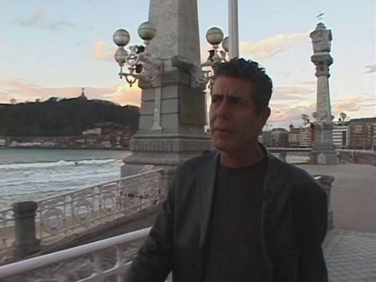 Anthony Bourdain - SPAIN
