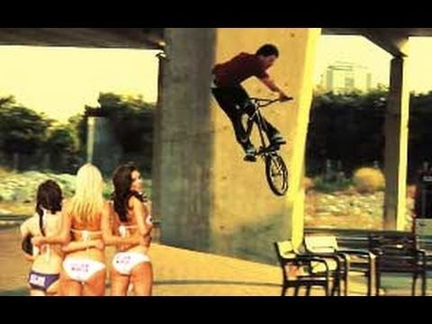BMX STREET NIKE 6.0 BARCELONA VIDEO #bmx #video