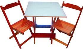 Fabrica de Mesas e Cadeiras Dobraveis