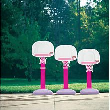 Little Tikes TotSports Easy Score Basketball - Girls. Sara would love this! She can be Ty Lawson.