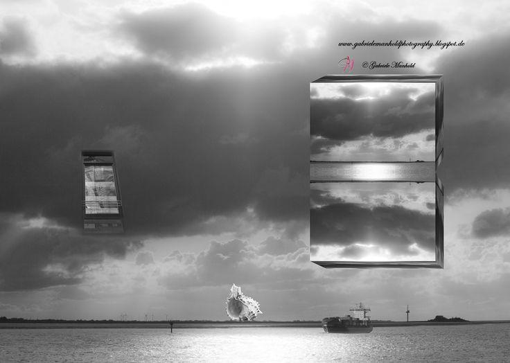 Lichtblick  3 ray of hope | von gabrielemanhold