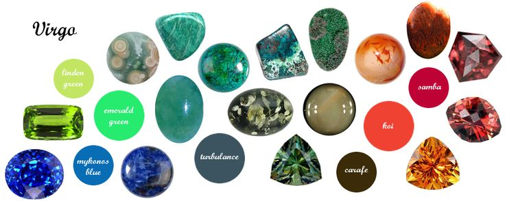 2013 virgo gemstones and pantone matches pantone color pallets