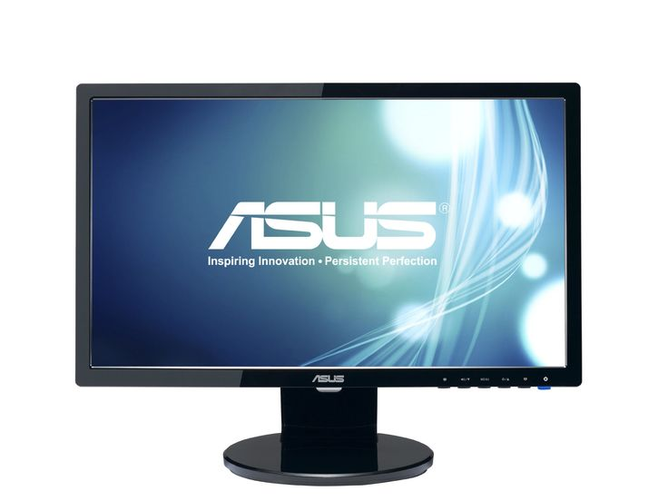 "ASUS VE198T 19"" WXGA+ 1440x900 DVI VGA Back-lit LED Monitor"
