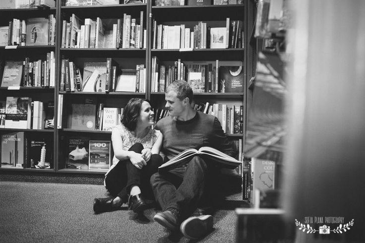 library bookshop engagement london regent park