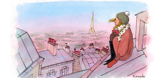 Top 12 places in Paris to make you feel better - by Mylittleparis.com 12 lieux pour aller mieux //