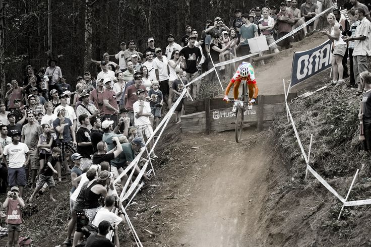 Burry Stander. September 16, 1987 - January 3, 2013. RIP: Ride In Peace on endless heavenly trails.