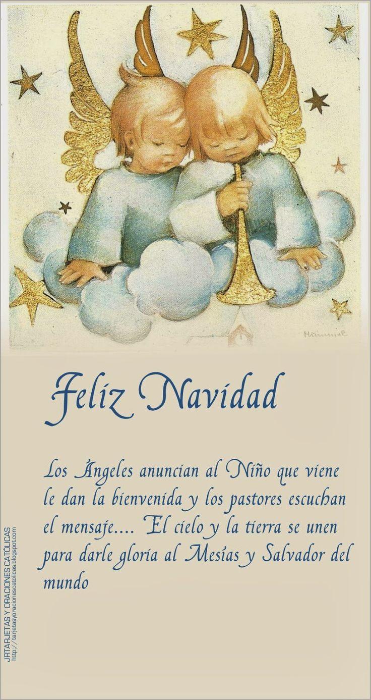 1000 images about navidad christmas natal xmas - Tarjetas navidenas cristianas ...