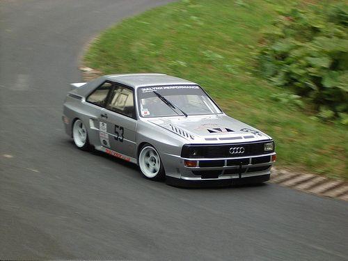 #Audi Sport #quattro