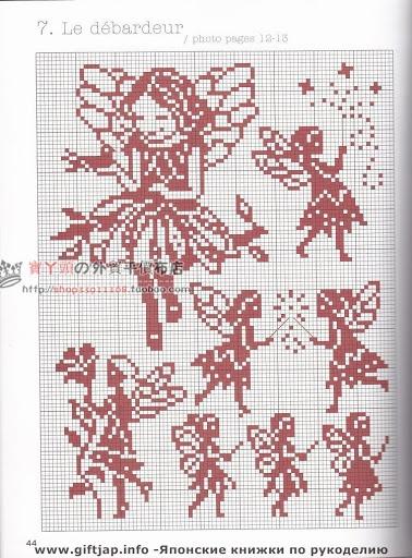 филейное вязание - Janika - Picasa Web Albums