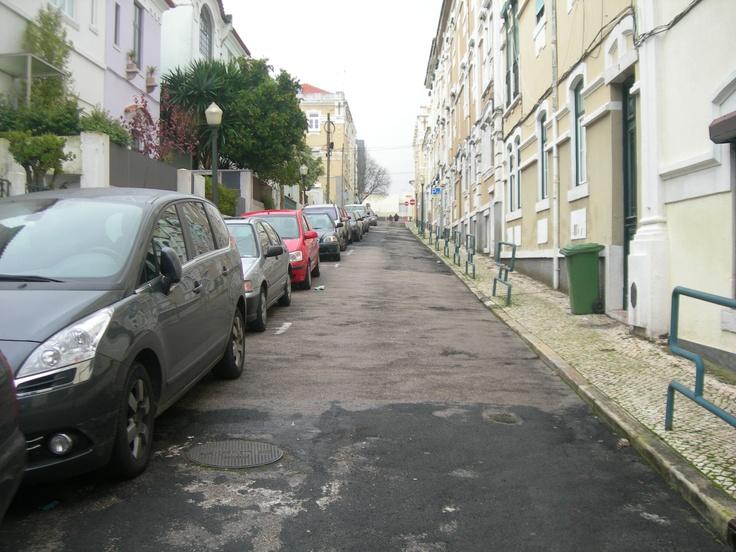 A minha rua pela fresquinha