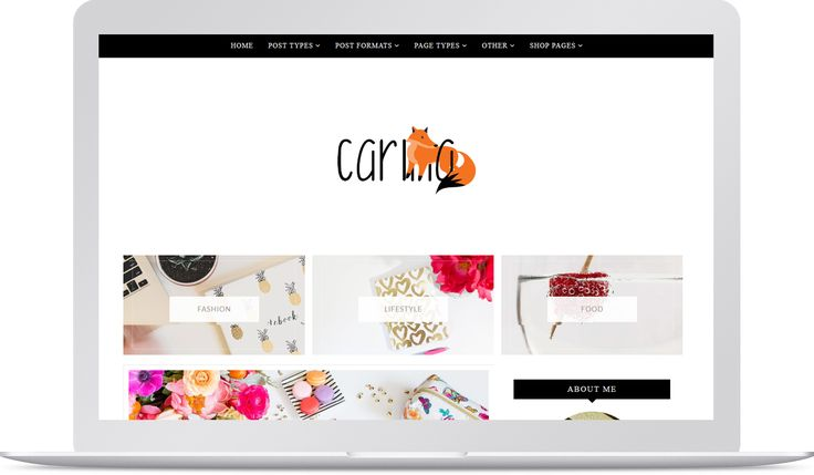 Carina is one extraordinary premium theme. Manage and update all your custom widgets by few clicks, Powered by QDONOW Plugin.This template is most suitable for Professional, Lifestyle, Fashion, Beauty, Photography, Travel, Artist, Makeup and Daily blogs.