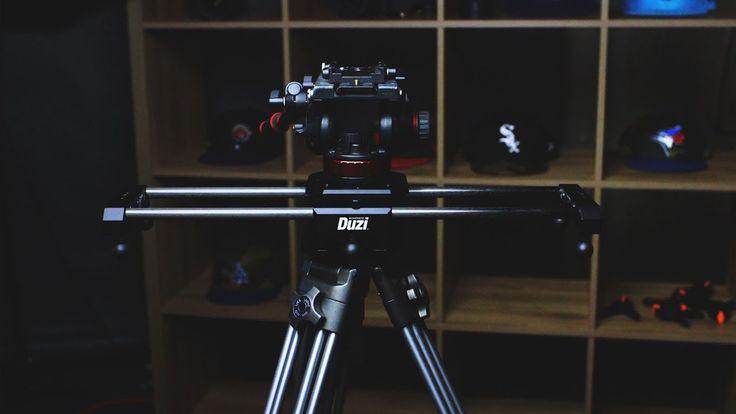 The BEST Camera Slider I Ever Used Cinevate DUZI 4