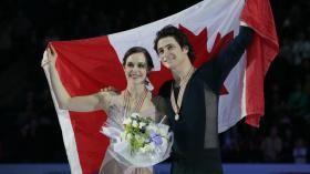 Les champions olympiques de 2010 Tessa Virtue et Scott Moir ont terminé leur incroyable saison de retour en allant décrocher...