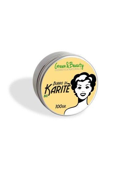 Manteiga de Karité Bio 100gr