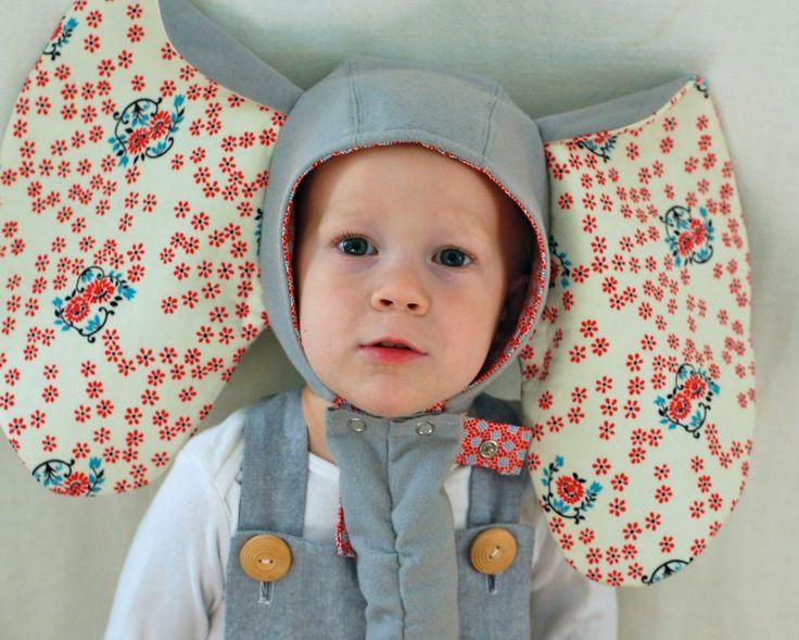 handmade-halloween-costumes-for-baby - Elephant