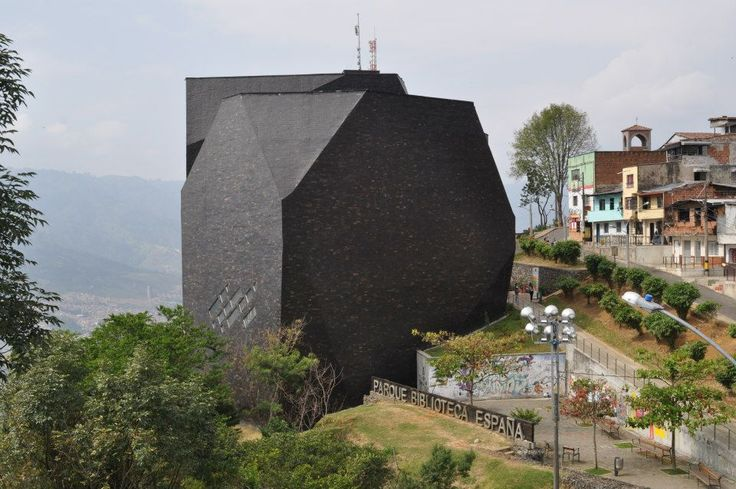 Biblioteca en Medellin