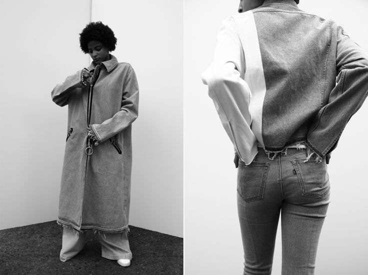 Levi's Made & Crafted + OFF-WHITE c/o Virgil Abloh Collection - Cool Hunting